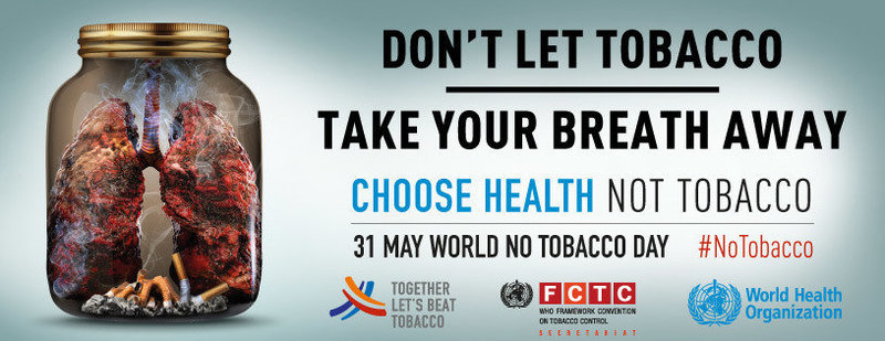 Don't let smoking take your breath away!