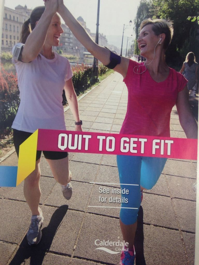 calderdale quit to get fit